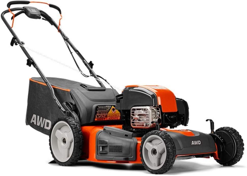 Husqvarna 961430103 HU725AWD 22-Inch, AWD Mower