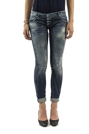zu verkaufen 100% Zufriedenheitsgarantie Los Angeles Please Jeans p68c Bleu: Amazon.fr: Vêtements et accessoires