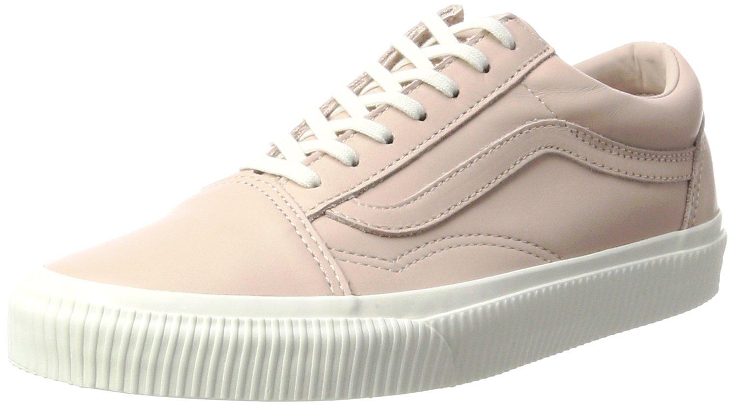 Vans Women's Old Skool Trainers, Pink(Sepia Rose/Blanc De Blanc(Embossed Sidewall)), 5 UK 38 EU