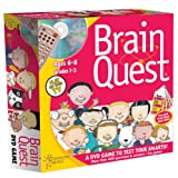 : Brain Quest DVD Game: Ages 6-8