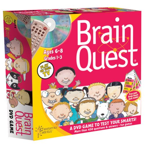 Quest DVD Game: Ages 6-8 ()