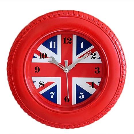 VORCOOL Creative Horloge Numérique Bureau Réveil Horloge ...