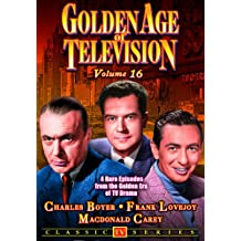 Golden Age of Television, Volume 16