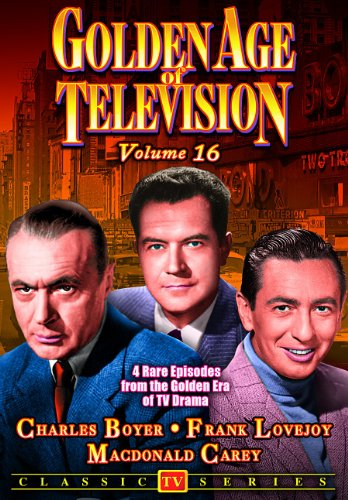 - Golden Age of Television, Volume 16