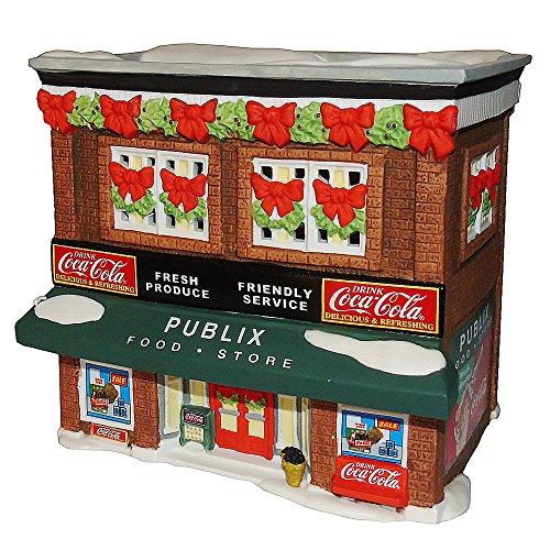 Coca-Cola Town Square Collection: Publix Food - Coca Christmas Decorations Cola