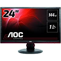 "AOC G2460PF 24"" Full HD LED Negro Pantalla para PC - Monitor (61 cm (24""), 1920 x 1080 Pixeles, Full HD, LCD, 1 ms, Negro)"