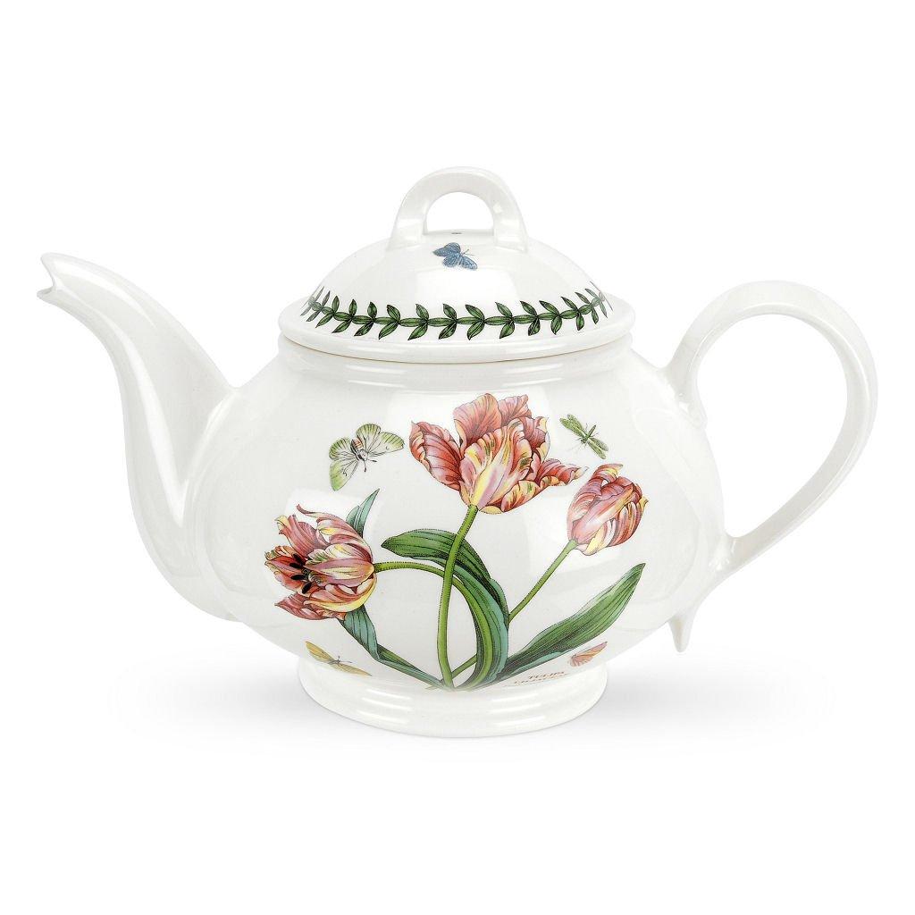 Portmeirion Botanic Garden Tulip Teapot, 1.1L