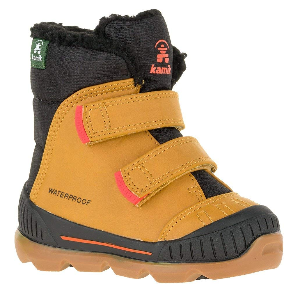 Kamik Parker 2 Snow Boot Kids Tan