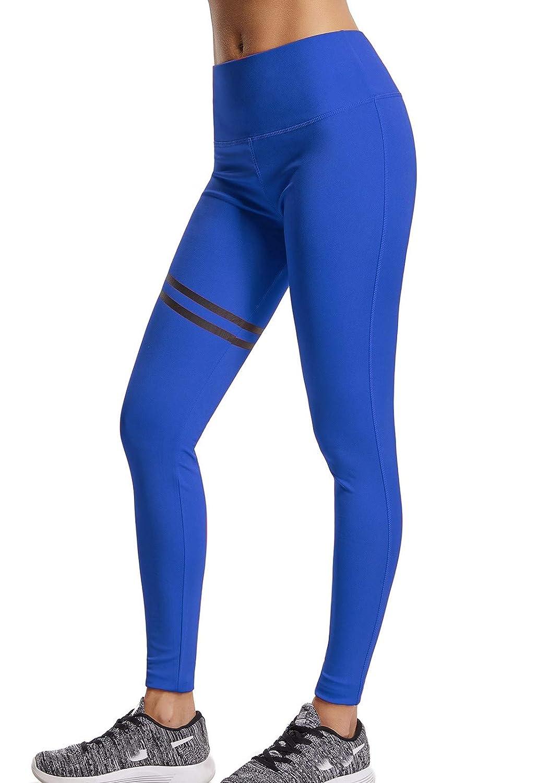 TALLA S. FITTOO Pantalones Deportivos Leggings Mujer Yoga de Alta Cintura Elásticos y Transpirables para Running Fitness Yoga con Gran Elásticos63590