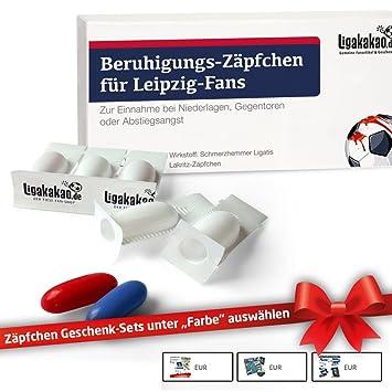 Beruhigungs Zäpfchen Für Leipzig Fans Für Freunde Von Rb Leipzig