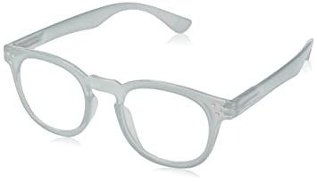 9822024673 A.J. Morgan Unisex-Adult Cause - Power 1.00 40154A Square Reading Glasses