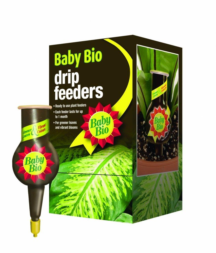 Baby Bio Original Food Single Drip Feed, 40ml