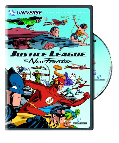 UPC 085391108177, Justice League: The New Frontier