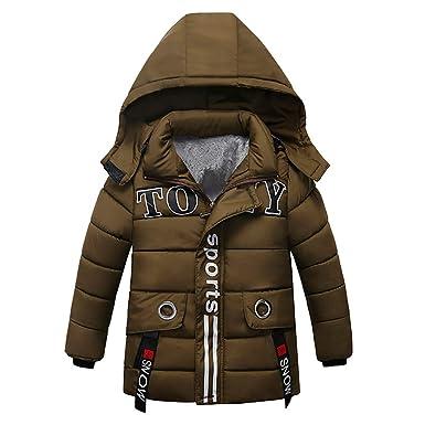 efc9596af Zerototens Baby Boys Coat