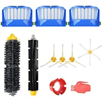 Brushes and Filters Accessories Kit Fit for iRobot Roomba 600 Series 650 6530 620 615 605 Robotic Vacuum Cleaner Spare Parts