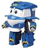 Rocco Giocattoli 21737233 - Robot Trains Personaggi Trasformabili, 13 cm