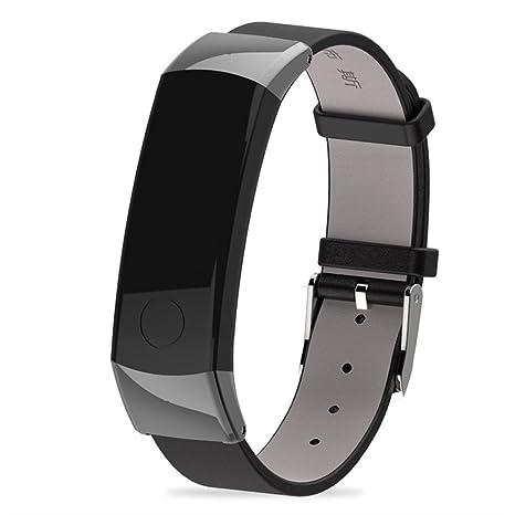 Huawei Honor Band 3 Pulsera Inteligente, ❤ Zolimx Cuero Elegante Pulsera Reloj para Huawei