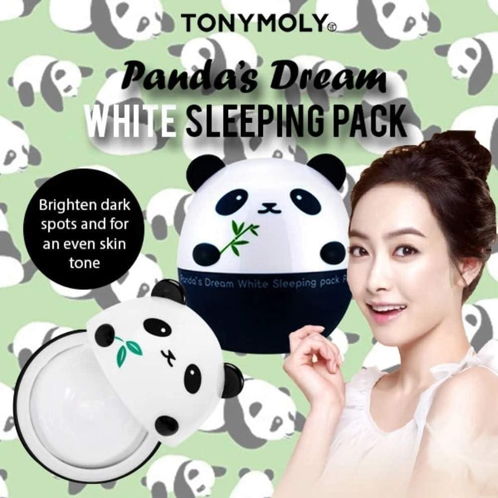 TonyMoly Pandas Dream White Sleeping Pack 50g/1.76oz: Amazon.es: Belleza