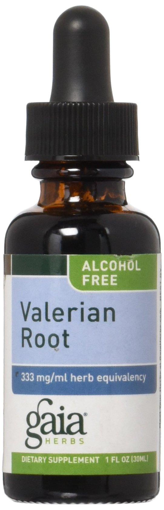 Valerian Root Extract No Alchohol - 1 oz - Liquid