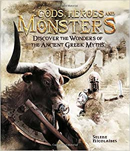 Book Gods, Heroes and Monsters