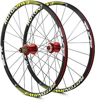 MZPWJD Juego Ruedas 26 27.5 29 In Ruedas Bicicleta Montaña Parte ...