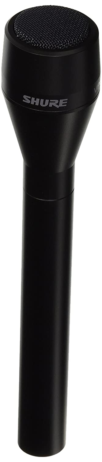 Shure VP64A Omnidirectional Dynamic Microphone, Black Shure Incorporated