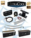 Ultra Cool Oil Cooling System Reefer 2.0 Cooler Dyna 93-17 - 2017 latest version -Chrome - Scooters Performance