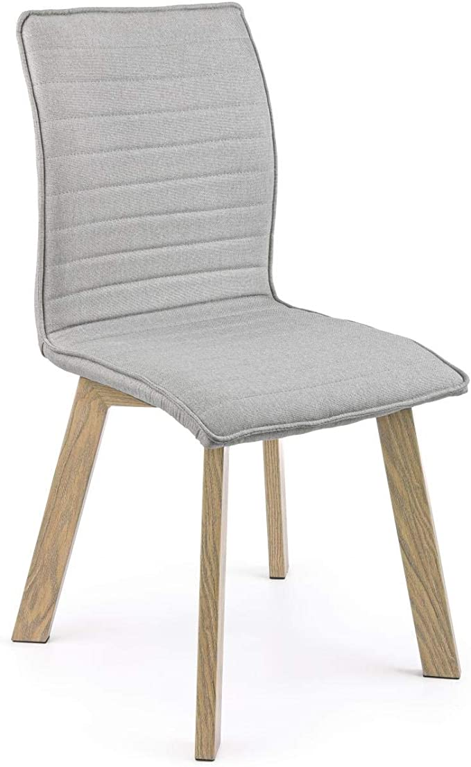 ARREDinITALY Lot de 4 chaises à Bulles avec Base Solide en