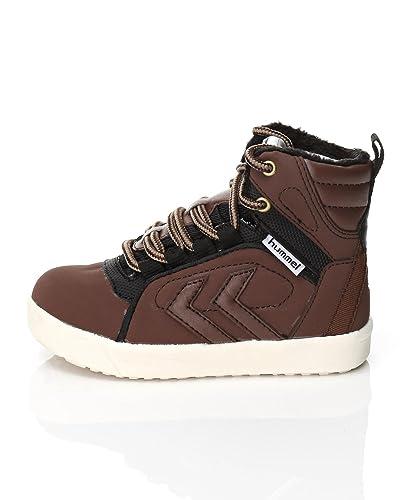 354e5b0db76 Amazon.com   Hummel Fashion Men's Hummel Winter Boots EUR 27 Cognac ...