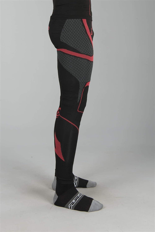 Nero//Rosso Acerbis 0021913.323.063 X-Body Winter Pants S M