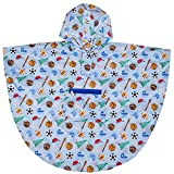 Olive Kids Game On Poncho, 4-7