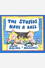 The Stupids Have a Ball (Sandpiper) Paperback