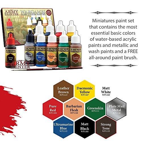 The 8 best paint set for miniatures