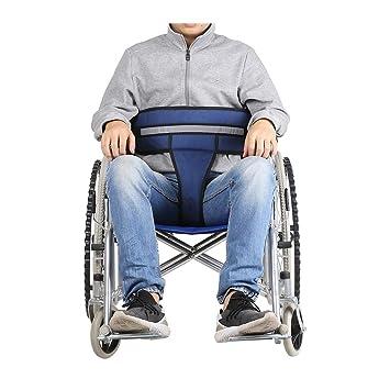 Amazon.com: Cinturón de seguridad para silla de ruedas ...