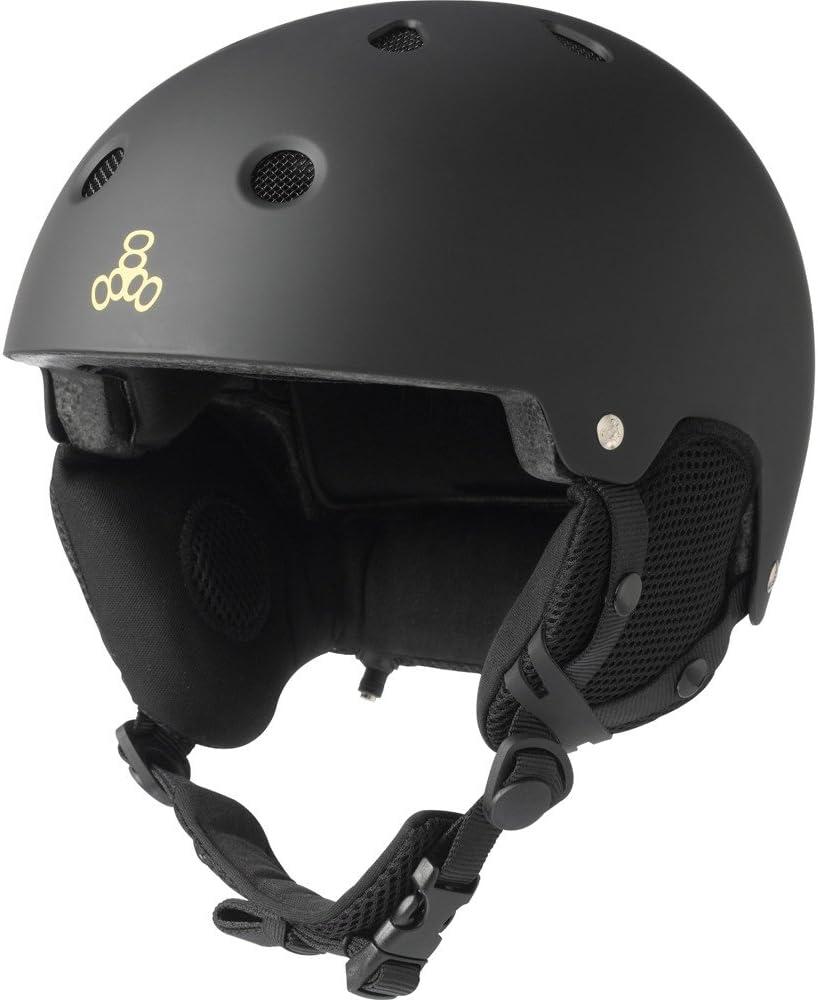 Triple 8 - Snowboard helmets with Audio