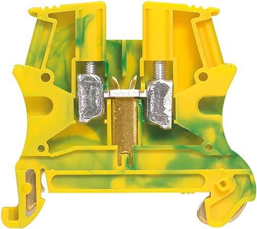 Legrand Vis Viking 037172/ /vert-jaune viking3/terre 6/mm2