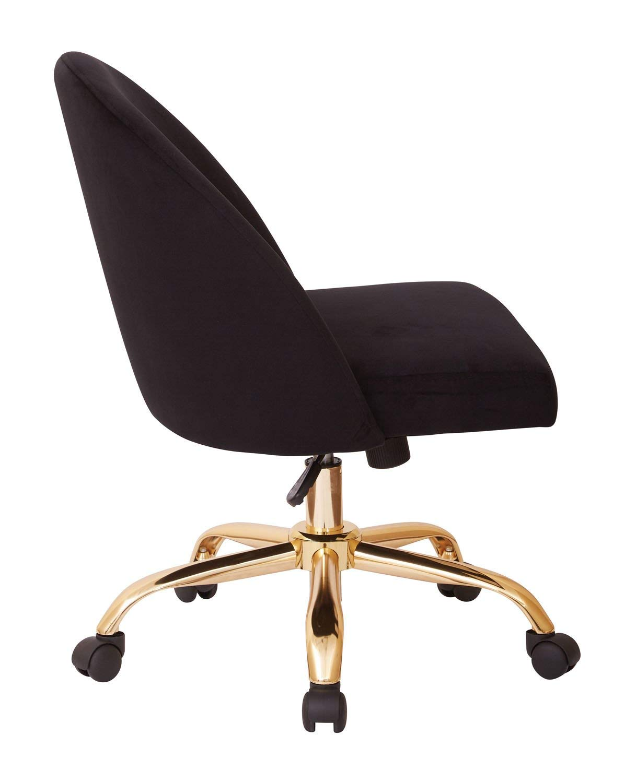 Work Smart Ave Six FL3224G-B62-osp Layton Mid Back Office Chair