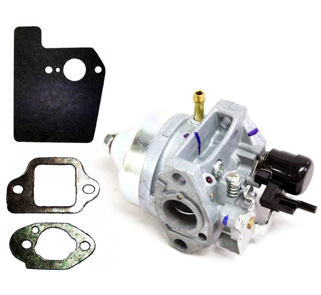 Honda 16100-Z0L-876 Genuine OEM GCV160 Outdoor Power Equipment Small Engines Carburetor Assembly & MOUNTING GASKETS Set