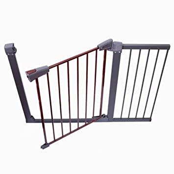 Amazon Com Baby Gate Door For Stairs Banisters Wall Pressure