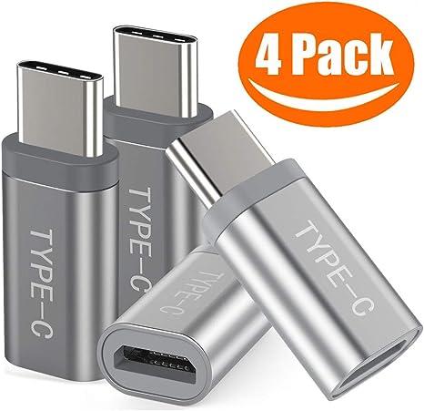 Kabel USB Micro Typ C 3.1 Laden und Daten für Mobile Länge 1 Meter 2 Meter