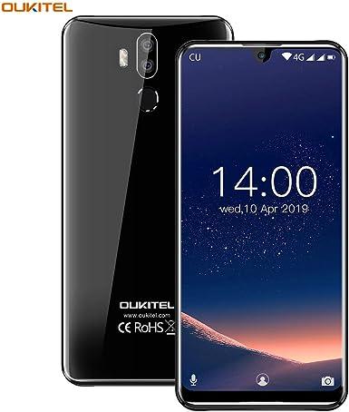 OUKITEL K9 Teléfono celular desbloqueado, 7.12