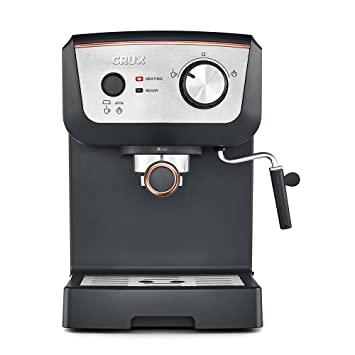 CRUX 15 Bar Espresso Filter Coffee Machine