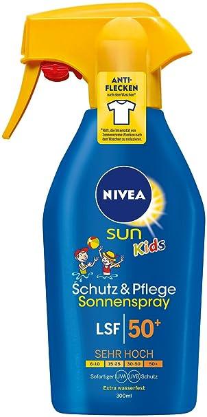 Nivea Sun Sonnenspray Mit Verbesserter Formel Für Kinder