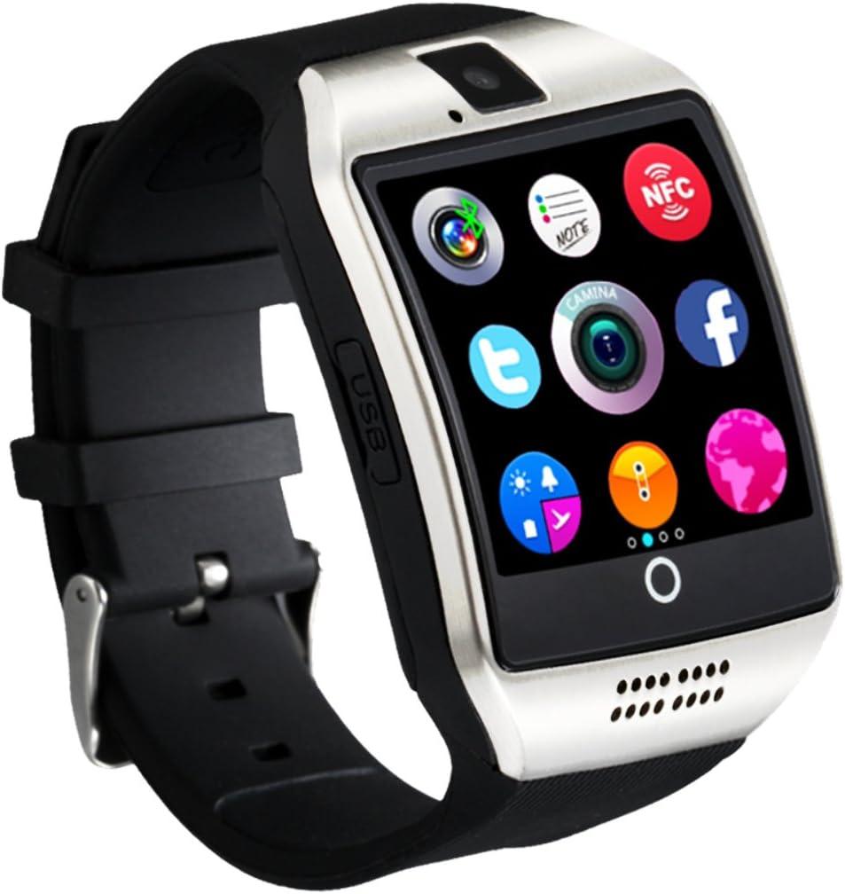 Smart Watch (Gold): Amazon.es: Electrónica