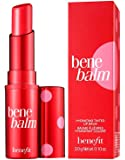 BENEFIT COSMETICS benebalm hydrating tinted lip balm FULL SIZE 3.0 g Net wt. 0.10 oz. BOXED