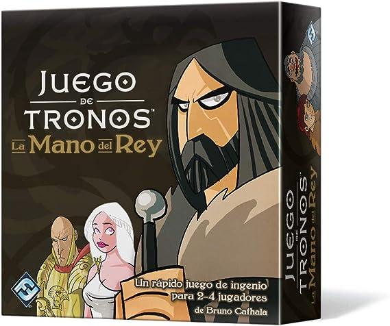 Fantasy Flight Games FFVA100 - Juego de Tronos, La Mano del Rey: Amazon.es: Juguetes y juegos