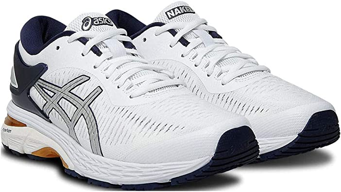 ASICS Gel-Kayano 25 Womens Zapatillas para Correr - 42.5: Amazon.es: Zapatos y complementos