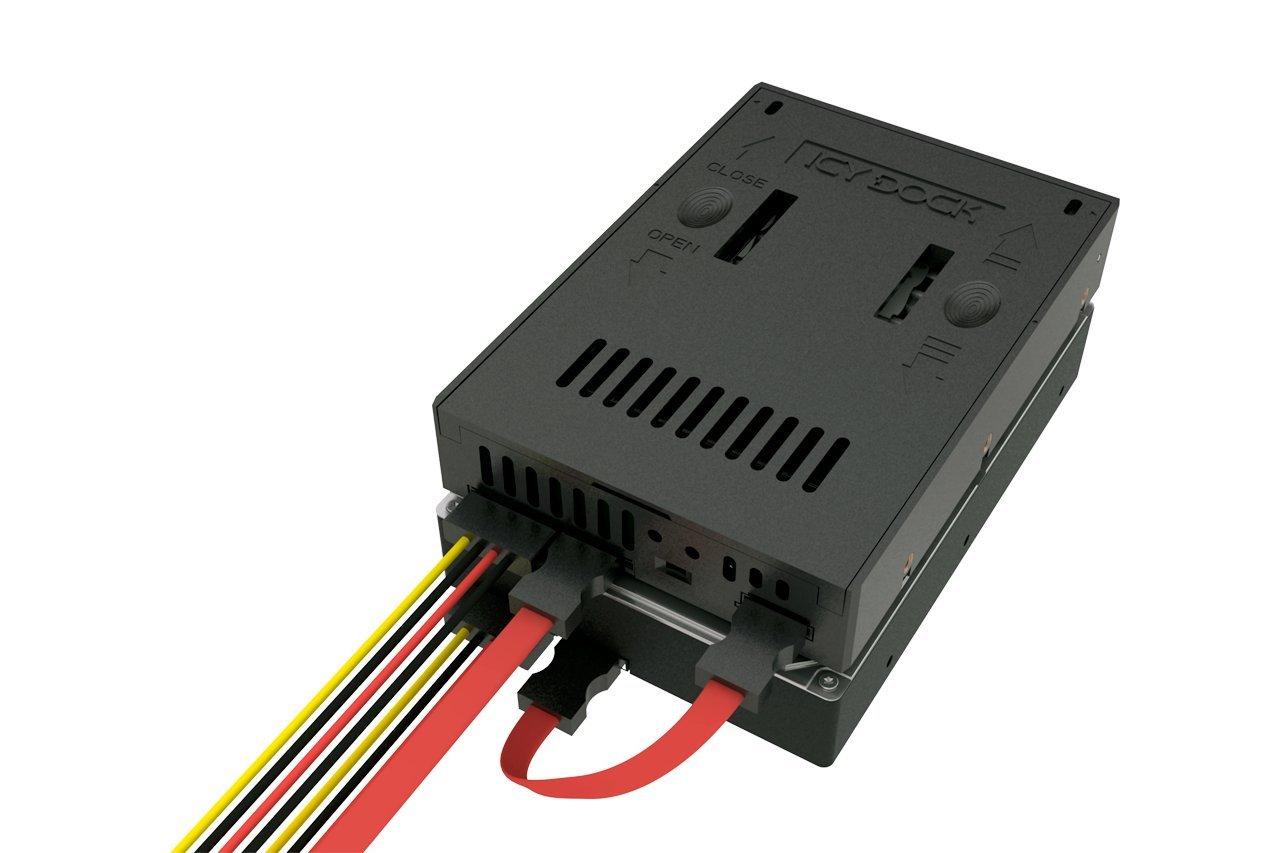 Cremax - Adaptador híbrido SATA SSD Xpander de 2,5 Pulgadas ...