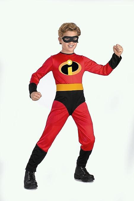 Amazon.com The Incredibles- Mr. Incredible Standard Child Costume Size 4-6 Toys u0026 Games & Amazon.com: The Incredibles- Mr. Incredible Standard Child Costume ...