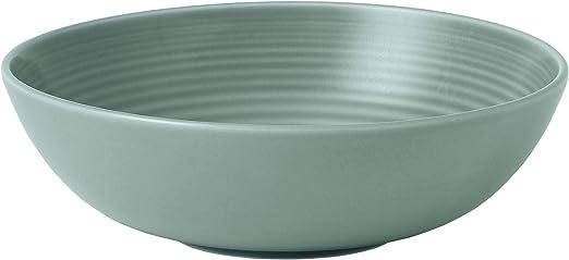 Royal Doulton Gordon Ramsay Maze Cereal Bowl 18cm Teal Stoneware